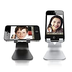 elago M2 Stand/Dock For iPhone 5/4S/3GS/1G Angled Support for FaceTime (Black)