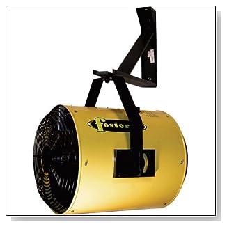 TPI Suspended Salamander Heater - 51,195 BTU, 480 Volt, Model# YES-1548-3E