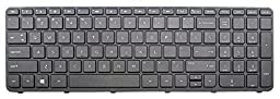 P&U Replacement Laptop Matte US Keyboard For HP Pavilion 15-E 15-G 15-N 15-R 15-S Series 719853-001 749658-001 With Frame NEW
