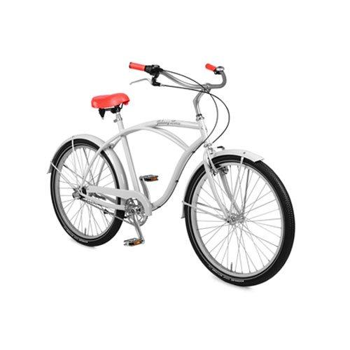 Men's Johnny Loco Dakota 3 - speed Beach Cruiser Bike