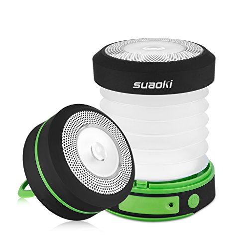 Suaoki-Camping-Lantern-Led-Light-Flashlight-Rechargeable-Battery-Powered-By-Hand-Crank-and-USB-Charging-Collapsible-Ultra-Compact-Great-for-Hiking-Camping-Tent-Garden-Patio-etc