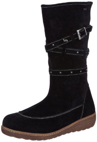 Lurchi Girls Tara-Tex Boots Black Schwarz (black 61) Size: 34