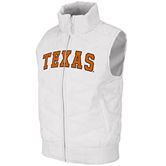 NCAA Texas Longhorns Nordic Vest by Colosseum