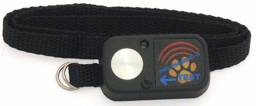 High Tech Pet Ms-4 Microsonic Water Resistant Digital Transmitter Pet Collar