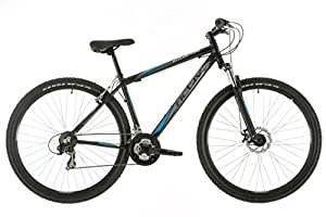 Activ By Raleigh Men's Pitch Stone Mountain Bike - Black, 18-Inch