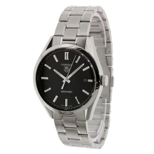 [タグ・ホイヤー]TAG HEUER カレラ 腕時計 WV211B BA0787 メンズ SS黒AT【並行輸入品】