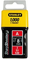 Stanley Punti Tipo A 8 mm 1000