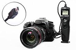 VILTROX DIGITAL TIMER REMOTE CONTROLLER MC-N3,Nikon: D90, D600, D3100, D3200, D5000, D5100,D5200,D7100, D7000, D8000 ..