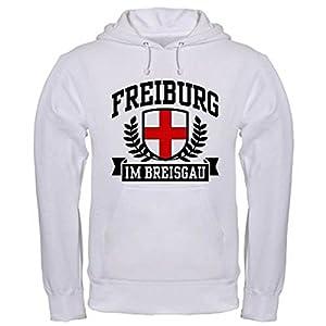 T-Shirtshock - Sweatshirt Kapuzen Hoodie KENG0268 freiburg im breisgau hooded sweatshirt, Größe