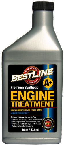 BestLine 853796001049 Premium Synthetic Engine Treatment