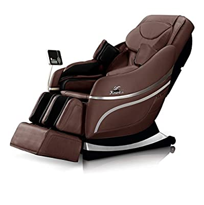 Kawaii Massage Chair 3D Technology, HG1310 Series Brown