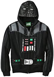 Star Wars  Boys\' Vader Eyes, Black, X-Large