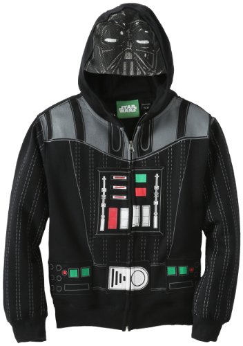 Star Wars Big Boys' Vader Eyes Hoodie