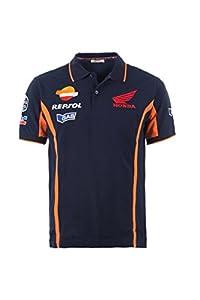 Officiel gaz Honda Repsol Moto GP Team Polo Shirt