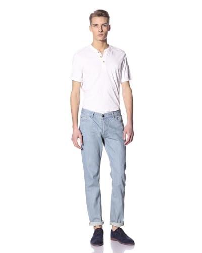 Surface to Air Men's Slim Fit Jeans  [Light Blue]