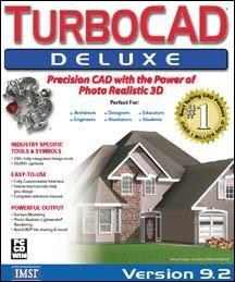 Turbocad Deluxe V9.2