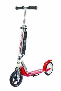 hudora big wheel scooter roller rc 205 red toys games. Black Bedroom Furniture Sets. Home Design Ideas