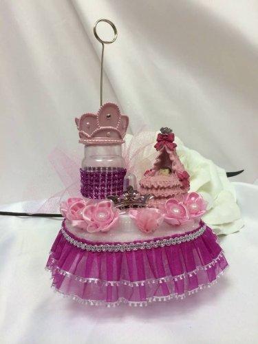 Royal Baby Shower Girl Or Boy Centerpiece Caketopper