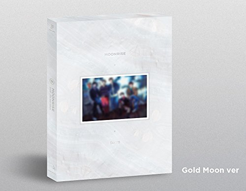 CD : Day6 - Moonrise (vol.2) [Gold Moon ver.]