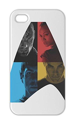 star trek movie Iphone 5-5s plastic case