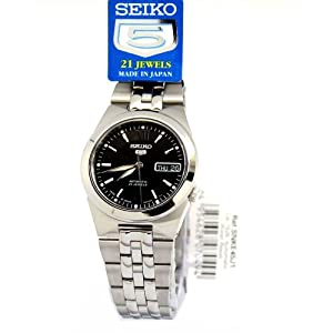 Seiko Men JAPAN 5 Automatic 7S26 SNKE45 SNKE45J1