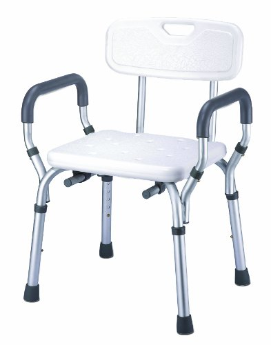 Essential Medical Supply Shower Bench  Arms and