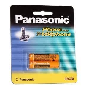 4 Replacement Batteries for HHR-65AAABU AAA for Panasonic Battery 6.0 Phones