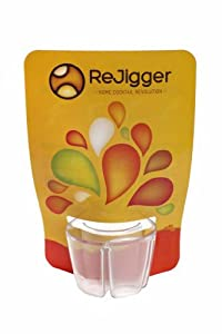 ReJigger Bar Tool - Home Cocktail Revolution - Just Pour, Shake, and Strain - Use with Any... by ReJigger Cocktails