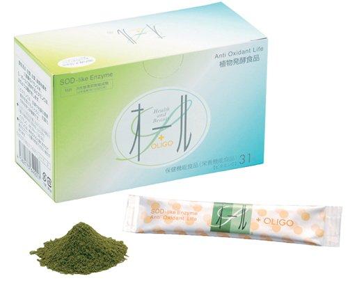 抗酸化サプリメント 植物発酵食品 Sオールオリゴ 10包入り
