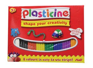Plasticine Classic Color Set by Play Visions