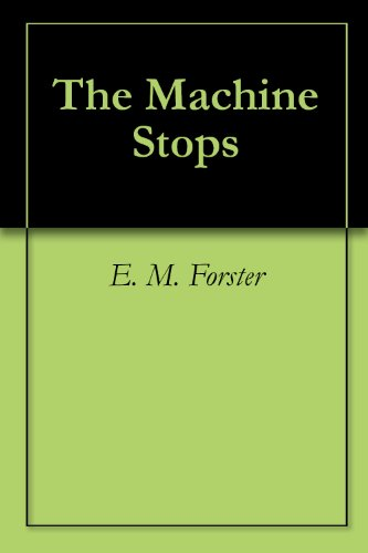 a literary analysis of the machine stops As a prescient critique of telepresence technologies like the internet, the machine stops satirizes hypermediated contact and in its place valorizes contact made with the fleshly body-—so much so, that it fantasizes the removal of all technological.