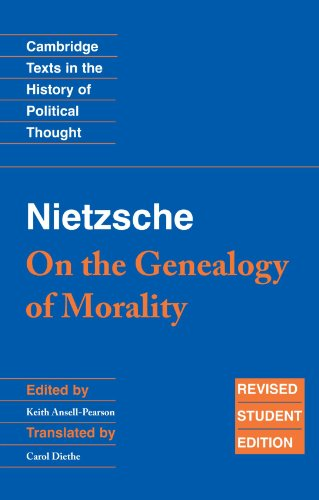 Nietzsche: 'On the Genealogy of Morality' and Other...