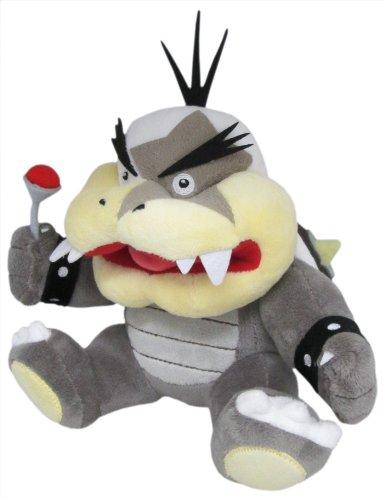"Little Buddy Super Mario Series Morton Koopa Jr. 7.5"" Plush"