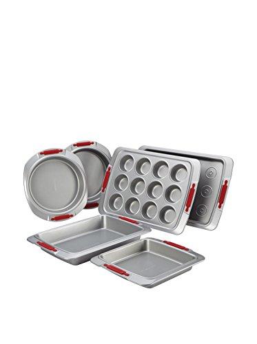 Cake Boss Deluxe Nonstick Bakeware 6-Piece Bakeware Set