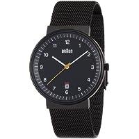 [BRAUN WATCH]ブラウンウォッチ 腕時計 BNH0032BKBKMHG メンズ 【正規輸入品】