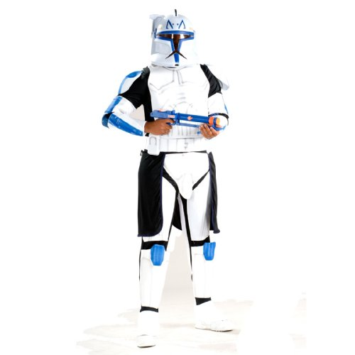 "Deluxe Clone Trooper Leader ""Rex"" Adult Costume"