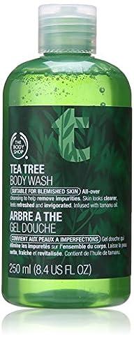 The Body Shop Tea Tree Body Wash, 8.4…