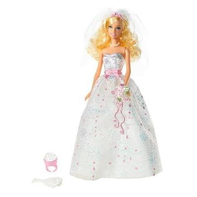 barbie girl doll. Wedding Day Barbie Dollquot;