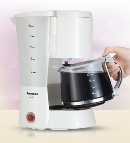 Black and Decker BCM1411B 220 Volt 240 Volt 50 Hz 12 Cup Coffee Maker ( NOT FOR USA OR CANADA ...