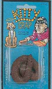 Kitty Crap Novelty Toy