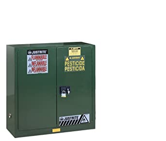 Justrite Mfg Product# 893004 30G CAB MAN PEST SAFE EX - 1 Each