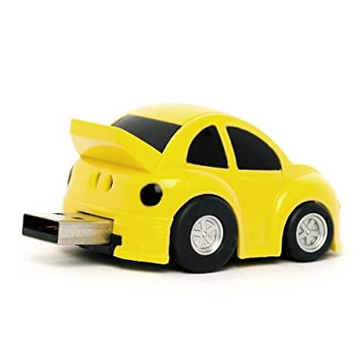 Sports Car USB Memory Stick 2GB - Flash Drive/School/Novelty/Gift from Memory Mates