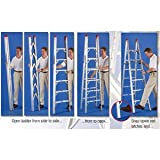 GP Logistics SLDD7 7 Compact Folding Ladder