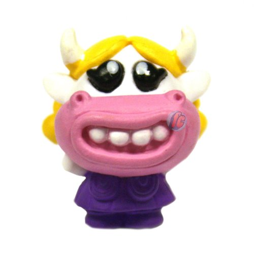 Moshi Monsters Series 4 - Betty #M37 Moshling Figure - 1