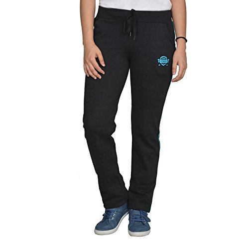 Latest-Fashion-Regular-Fit-Black-Plain-Cotton-Track-Pant-Joggers-Pant-Gyming-Pant-Yoga-Pant-For-Womens-Girls-and-Ladies-by-Fashion-Club