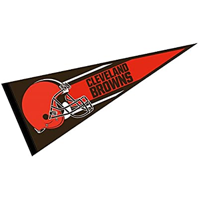 Cleveland Browns Official NFL 30 inch Large Pennant