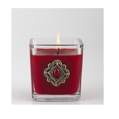 Aromatique The Smell of Christmas Cube Candle Small