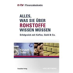 eBook Cover für  Alles was Sie xFC ber Rohstoffe wissen m xFC ssen Erfolgreich mit Kaffee Gold amp Co
