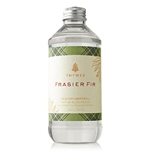 Thymes Frasier Fir Reed Diffuser Oil Refill - 7.75oz
