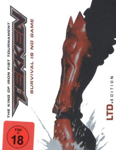 Tekken (Limited Steelbook + 10 Sammelkarten) [Blu-ray] [Limited Edition]